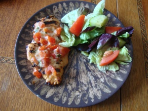 Delicious Bruschetta Chicken